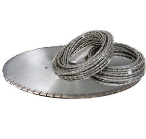 diamond blades and wire